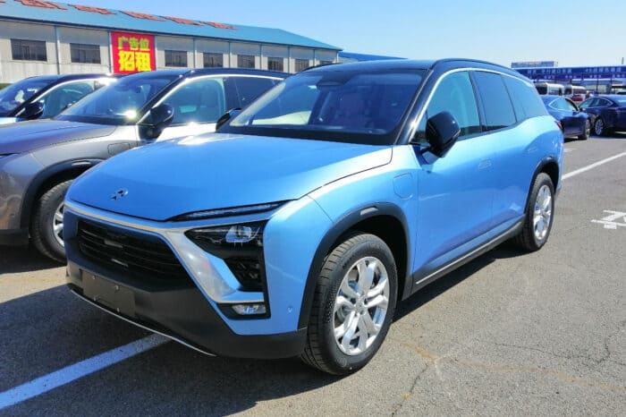 Nio Inc.'s (NYSE:NIO) Valuation Surges To $53.4 Billion As The EV Maker Delivers Records Units In October